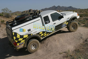 Bilstein 5125 Offroad Shocks