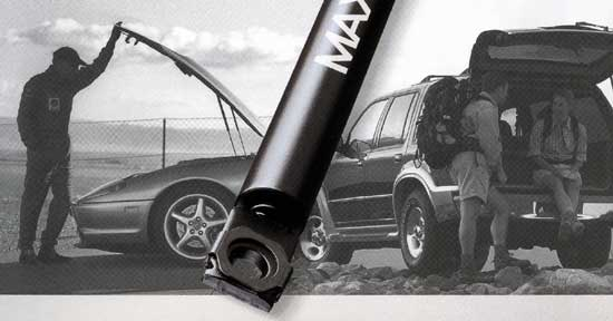 Max Lift Shocks