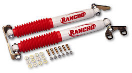Rancho Kicker Shocks